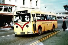 Douglas Corporation Transport Buses Sets 10 6x4 Colour Prints & 40s-50s tickets