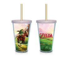 The Legend Of Zelda Breath Of The Wild Link & Epona Carnival Cups Just Funky New