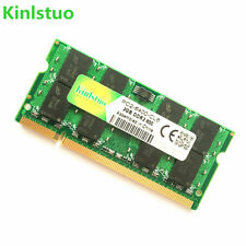 Kinlstuo New Sodimm Ddr2 667Mhz/ 800Mhz/533Mhz 1Gb 2Gb 4Gb For Laptop Ram Memory