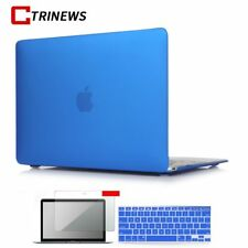 Matte/Crystal Clear Hard Cover Case For Macbook Air 11 13 Pro 13 15 Retina 12 13