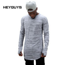 Heyguys 2017 Extend Hip Hop Street T-Shirt Wholesale Fashion T Shirts Men Summer
