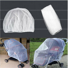 Infants Baby Stroller Pushchair Mosquito Insect Net Safe Mesh Buggy Crib Netting
