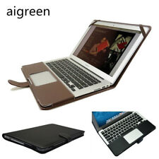 2017 Newest Leather Sleeve Case For Macbook Air 11, Air 13, Pro 13, Pro 15, Bag1