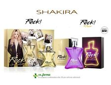 SHAKIRA PROFUMO ROCK EAU DE TOILETTE ROCK! THE NIGHT COLONIA DONNA FEMME FRAU
