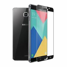 3D Full Cover Tempered Glass For Samsung Galaxy A3 A5 A7 2017 J5 J7 Prime Screen