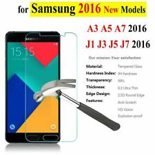 0.3mm Tempered Glass For Galaxy A3 A5 A7 A310F A510F A710F A7100 J1 J120