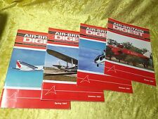 Air-Britain Digest - Year Sets - 4 Quarterly Issues - Your Choice