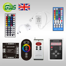 3528 5050 RGB LED Strip Light Remote Controller Receiver Kit/LED Strip Connector