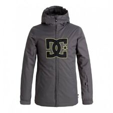 GIACCA SNOWBOARD JUNIOR DC STORY YOUTH JACKET DARK SHADOW