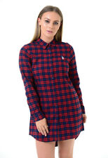 Ladies U.S. Polo Assn. Red/Green Checkered Shirt