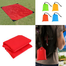 Pocket Outdoor Picnic Blanket Camping Beach Groundsheet Water Resistant Mat