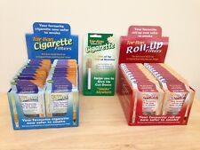 NEW LISTING!!!    Tar Ban Cigarette Filters  Roll up & Standard variants