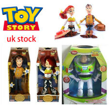 UK Woody Toy Story 3 Pull String JESSIE 38CM Talking Action Figure Doll Kid Toys