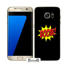 BOOM Comic Pop Art Hard Mobile Phone Case Skin Cover for Apple iPhone Models