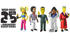 """The Simpsons 25th Anniversary - 5"""" collectible figures"""
