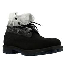 Timberland Tpu Roll Top FF AF Black CA17SM black over-the-ankle