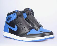 "Nike Air Jordan 1 Retro High OG ""Royal"" Size UK 9 EU 44 US 10"