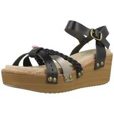 Sandalias Mujer COOLWAY CELINE, Color Negro