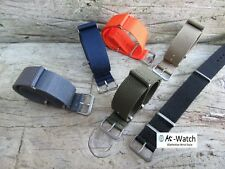 Nato G10 Nylon Quality, Divers, MOD, Military Watch Strap Band 18, 20, 22, 24mm