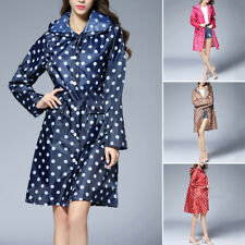 2017 mujer impermeable ropa impermeable PUNTO chubasquero lluvia Riding Ropa