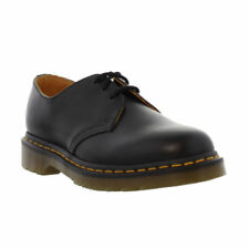 DR Martens 1461 Mens Women's Classic Black Smooth Leather Shoes