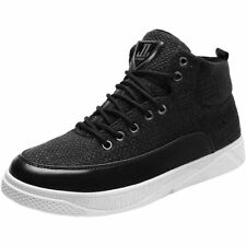 Men's High Top Sneakers Athletic Sports Running Basketball Skate Shoes
