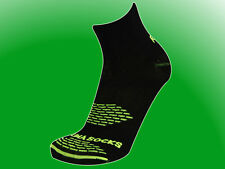 Funktionssocken - Rywan Bi Climasocks Trail Black/Yellow