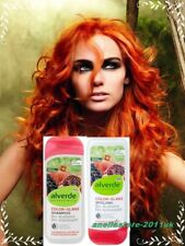 Alverde Color Shine Shampoo/Conditioner with Bio-Acai berry &Jojoba, 200ml