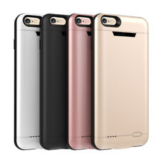 Protable Power Bank Backup Battery Case für iPhone 6S/6SP/7/7Plus Charger Cover