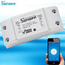 Sonoff Wifi Switch,Universal Smart Home Automation Module Timer Diy Wireless Swi