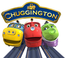 Join the Chuggington trains ENGINES , Wonders of Disney,  Zephie, AND Rescue Car