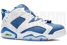 7fa7b33a8bc175 ... cheap 2015 nike air jordan 6 retro low 7 8 9 10 seahawks white blue aj6