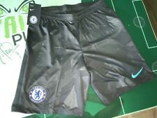 CALCIO FOOTBALL PANTALONCINI SHORTS NIKE 2017/2018 CHELSEA AWAY 3RD UEFA CAMO