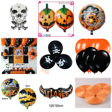 Large Halloween Party Balloons Latex High Quality ballon haloween Theam Theme