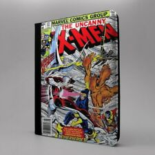 Maravilla X-MAN Libro Comic Funda libro para Apple iPad - a893