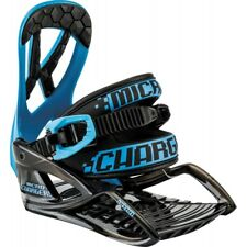 ATTACCO SNOWBOARD NITRO JUNIOR MICRO CHARGER BLUE 2018