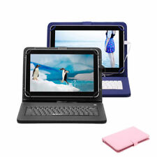 "iRULU 10.1"" Android6.0 Tablet PC 8GB Quad Core Bluetooth WIFI Pad with Keyboard"