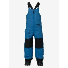 SALOPETTE JUNIOR BURTON MINISHRED MAVEN BIB PANT GLACIER BLUE