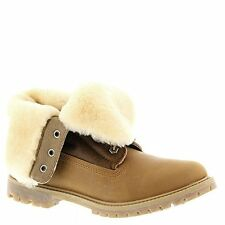 The Timberland Company TB0A16CR231-M-080 Shearling Fold Down Womens
