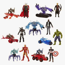 Marvel Avengers Age of Ultron Figures Vision, Iron Man, Ultron, Captain America