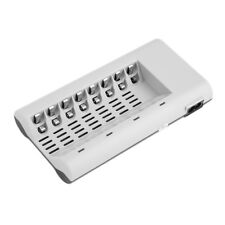 8 Slots Charger for AA / AAA Ni-MH / Ni-Cd Batteries Rechargeable Battery AU