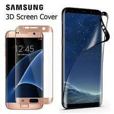 3D FULL COVER PET Screen Protector for Samsung Galaxy S8 Plus S8 S7 Edge S6 Edge