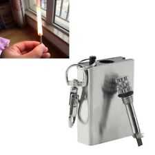 Survival Tool Kit Stormproof Waterproof Windproof  Lighter Survival Tool Kit