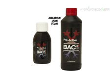 BAC Pro Active Vitamin Protein Growth Stimulator Nutrient Hydroponics