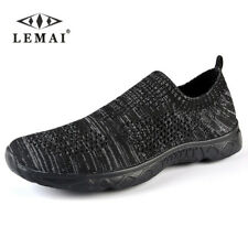 Lemai 2017 Men'S Casual Shoes,Men Summer Style Mesh Flats For Men Loafer Creeper