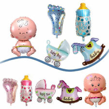 Baby shower helium or air fill balloons baby boy/ girl decoration New Born Baby