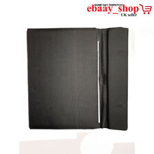 Leather Look Writing Memo Note Pad Folder Business Note Pad Office & School Use