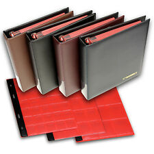 Coin Album For Your Collection Classic Folder Binder 10 Pages and 10 Divider