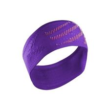 Bandeau Compressport Headband Fluo Violet
