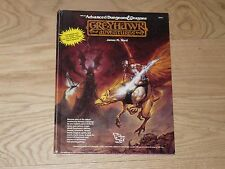 AD&D ADVANCED DUNGEONS & DRAGONS Gioco Di Ruolo Manuali MULTILISTING GDR ENTRA